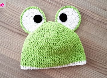 Knitted Baby Frog Costume Free Pattern Videos
