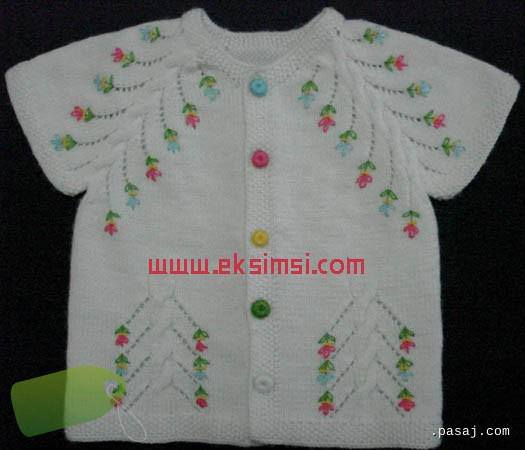 84b900b7c Knitted Boys and Girls Baby Sweater