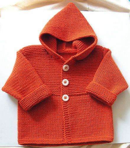 dac83edb1 Knitted baby cardigan pattern (83) - Knitting