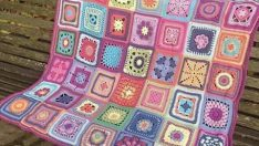 The best of knitting blanket