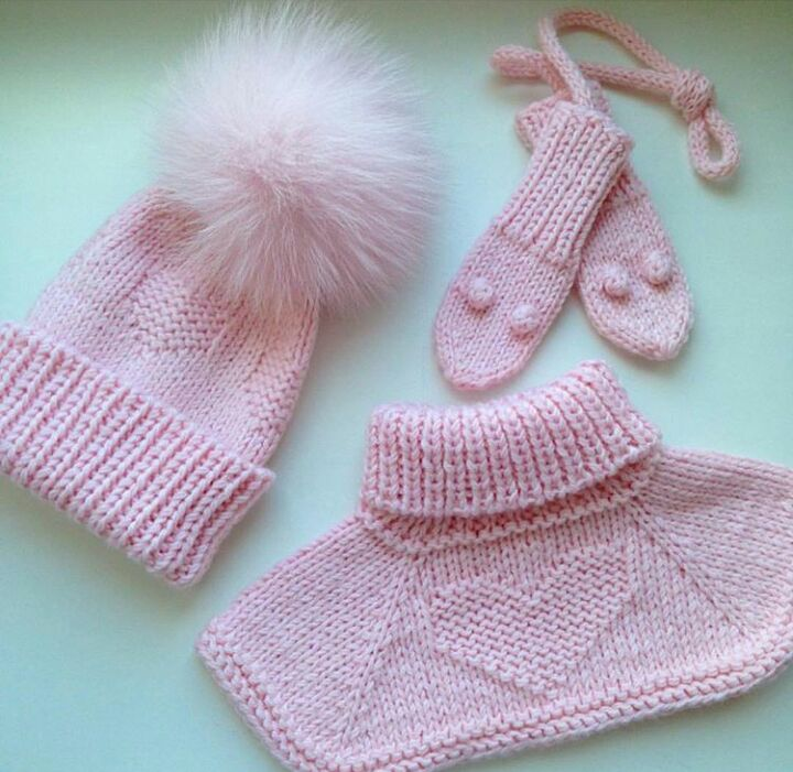 Knitted Baby Dress Vest Cardigan Sweater Overalls Patterns 455