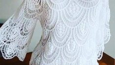 How to make a crocheted blouse free pattern