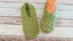 Knitting ladies boots pattern free