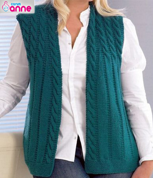 Women free vest hair for knitted patterns women without lanka
