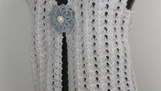 Women's vest pattern video free