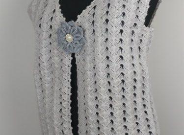 Women S Vest Pattern Video Free Knitting Crochet Love