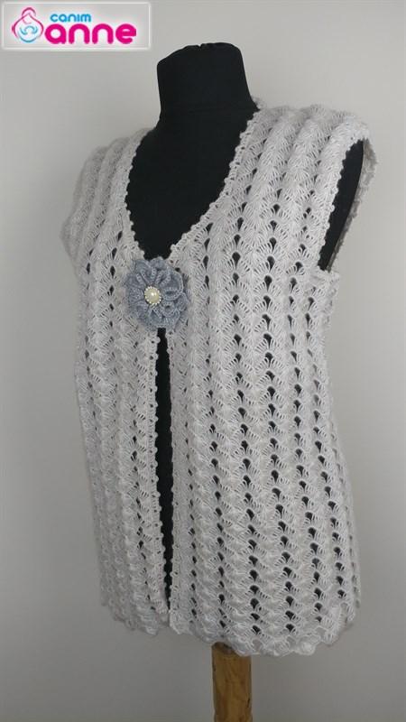 crochet vest tutorial