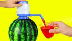 17 simple life hack with watermelon