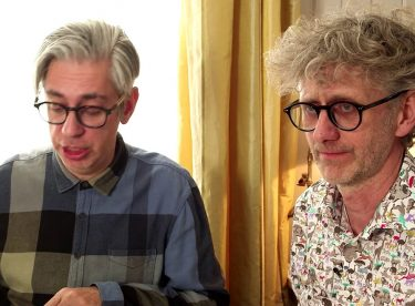"""ARNE & CARLOS talk about  """"Norwegian Knits with a twist"""""""