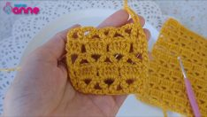 Summer Knitting Model 3 (You can sample blouse model)