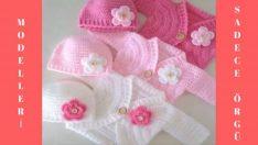 Baby vest knitting models