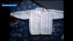 Baby cardigan vest models 2018 – 2019
