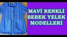 BLUE BABY VESTEL MODELS