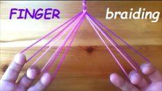 FINGER-braiding