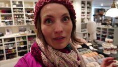 Kristy Glass Knits: Churchmouse Yarns & Teas