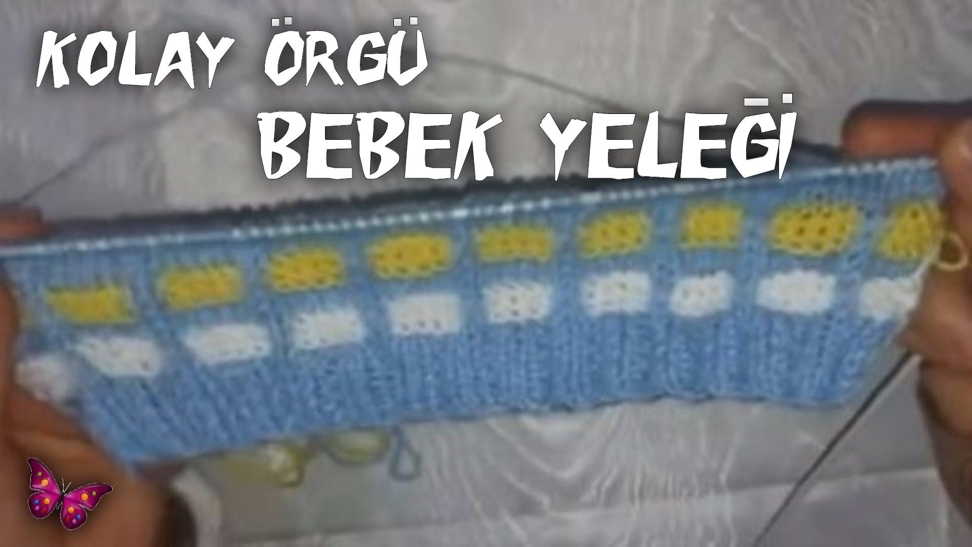 c449d7d06 Easy to weave knit - Baby vest (The Basics) - Knitting