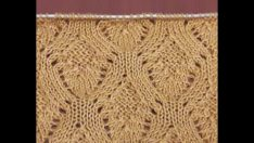 Knitted Pattern for Female Yeleki – Damask Deseni