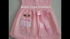 Girls Baby Vests Models 6 – Knitting Baby Girl Vests