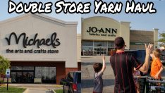 Yarn Shopping – JoAnns and Micheals | Yarn Haul | BAGODAY CROCHET VIDEO