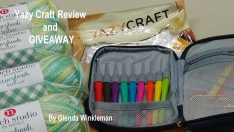 Yazy Craft Review and Giveaway Ends Aug 23, 2018 Open worldwide