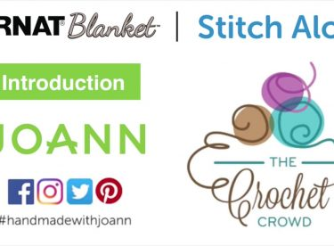 Bernat Blanket Stitch Along: Fall 2018
