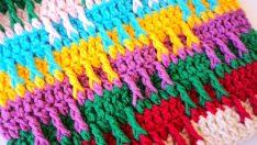 Crochet Baby Blanket Pattern (Eng. Subt.)