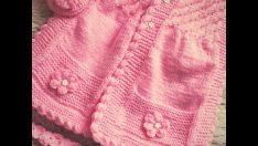 Baby girl vest kit