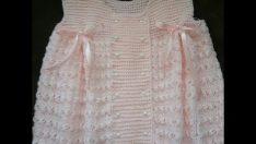 Baby Girl Vest Models – Baby Girl Knitted Vests