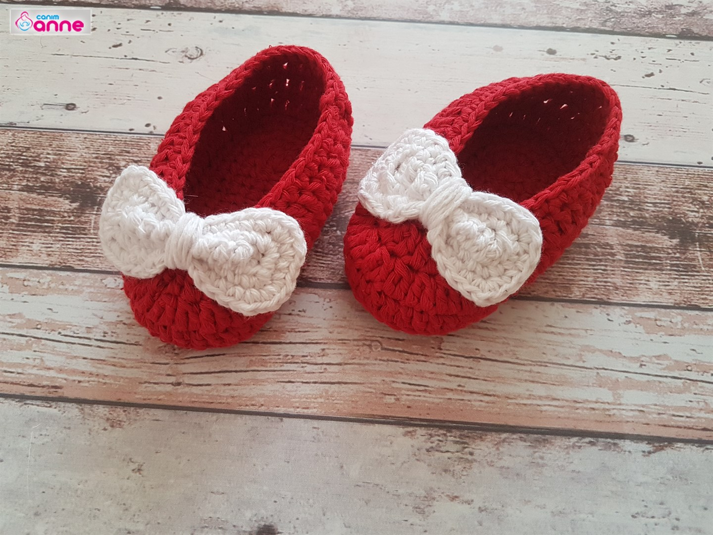 Knit Minnie Mouse Costume Hat Booties Dress Free Pattern 4