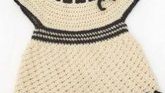 Crochet Dress Free Pattern Tutorial