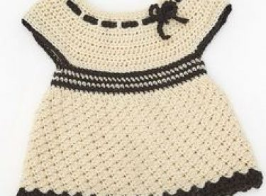 Crochet Dress Free Pattern Tutorial