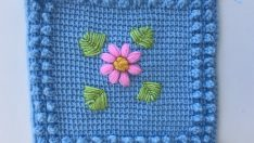 How to Embroidery on Knit