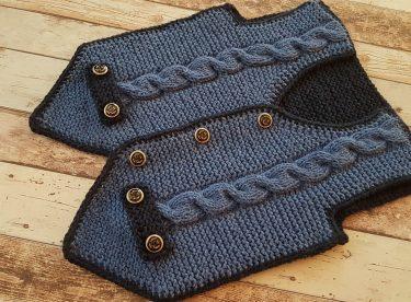 Twisty Efe Vest Pattern Free
