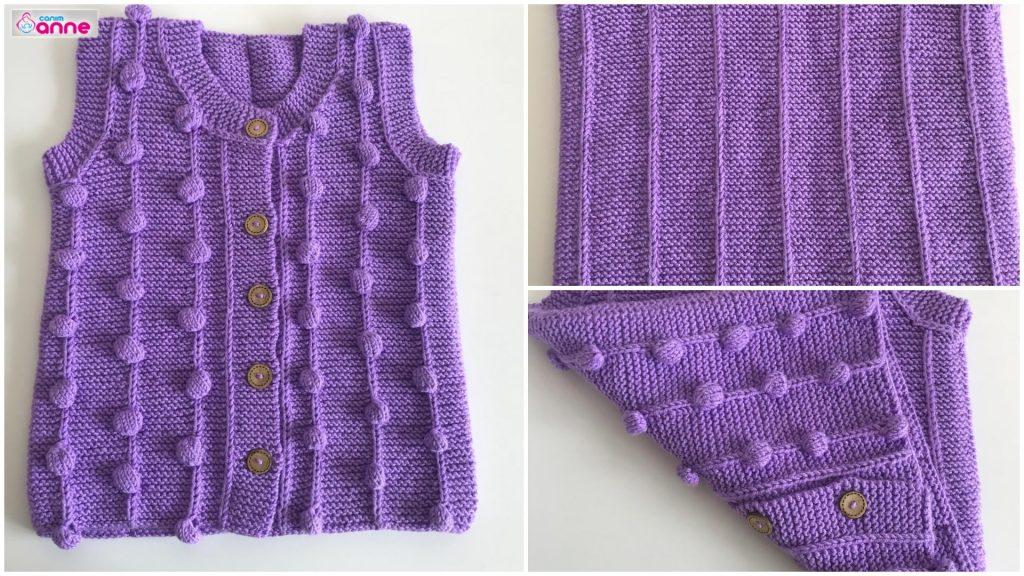 fdbe58ede Baby Vest Bud Pattern Free - Knitting