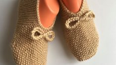 Rice Women's Booties Pattern Free