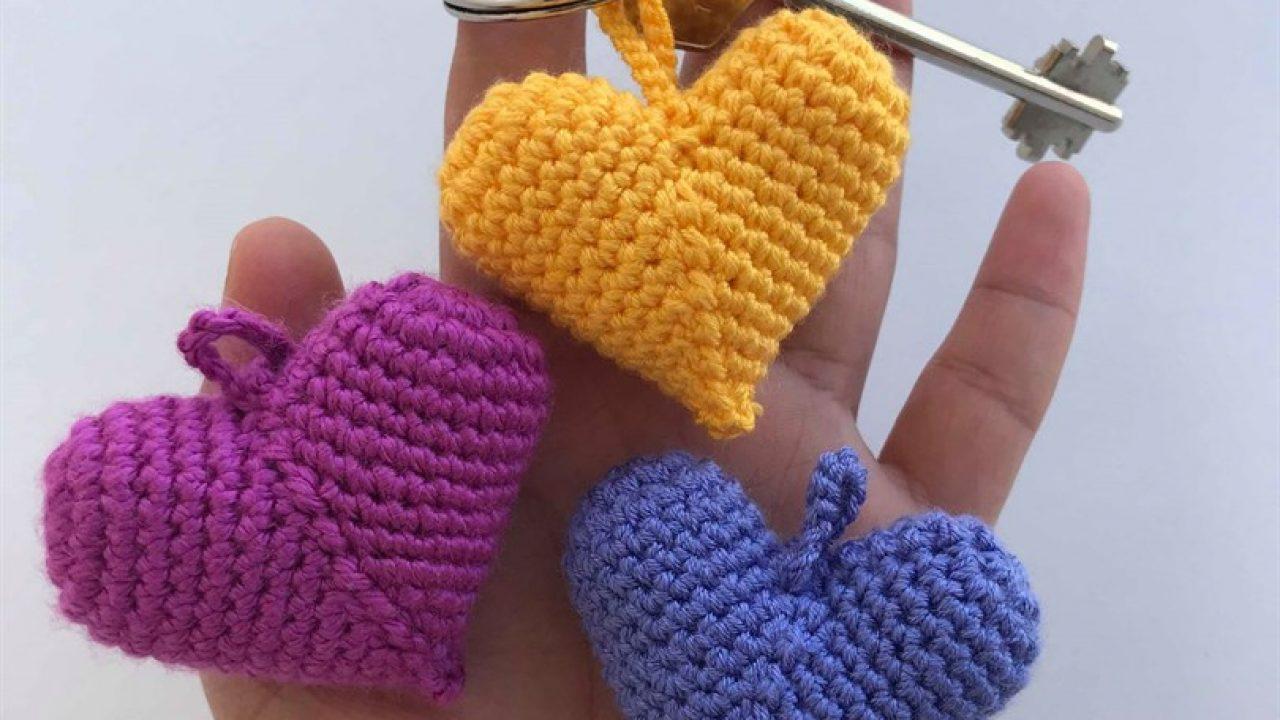Amigurumi Cat Kawaii Keychain Crochet Free Pattern - Crochet ... | 720x1280