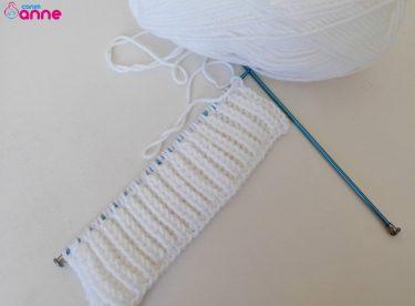 True selanik weave pattern