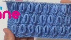 Ring weave pattern