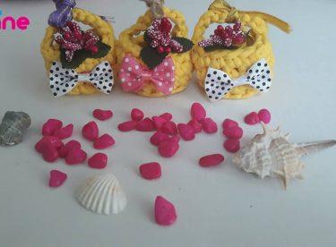 Fridge trim and mevlüt souvenirs pattern