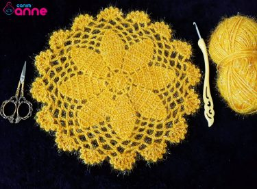 Crochet supla pattern
