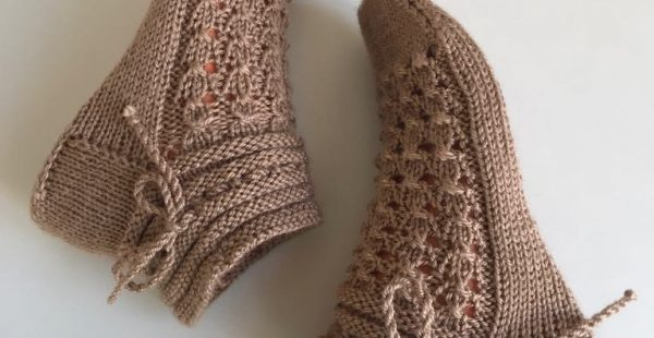 Five Skewer Socks Pattern Free