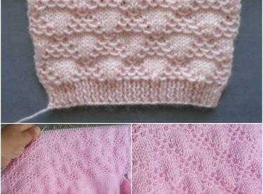 Two Skewers Free Knitting Pattern