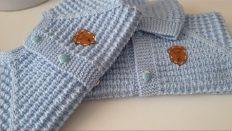 New Baby Vest Pattern Free