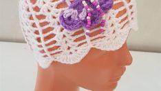 Butterfly Baby Hat Pattern Free