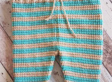 Baby Pants Pattern Free