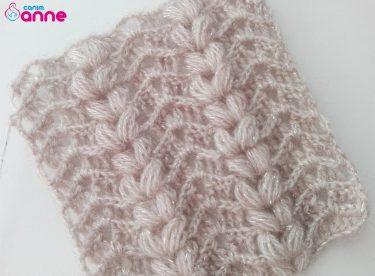 Crochet Spike Pattern Free