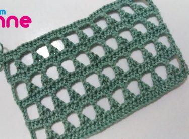 Crochet Vest Free Pattern